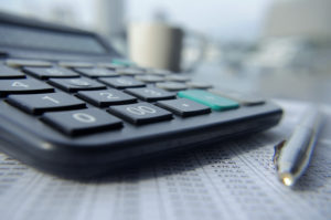 keeping track of financial information